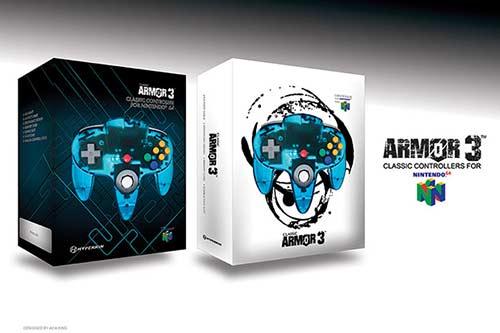 唯尚广告设计公司为ARMOR电子电器进行包装设计