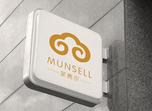 上海唯尚logo设计公司为蒙赛尔标志设计/